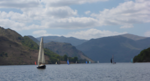 Lake District Ullswater Swallow Boats Meeting 2021 @ Glenridding Sailing Centre